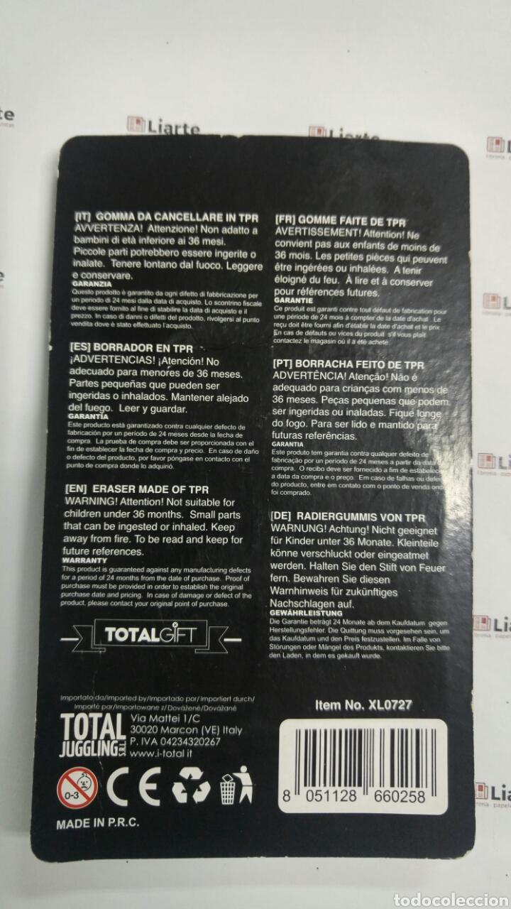 Videojuegos y Consolas: 2 gomas de borrar Mando XBOX - Foto 2 - 124619594