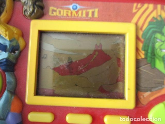 Videojuegos y Consolas: consola maquinita gormiti funcionando - Foto 4 - 125229403