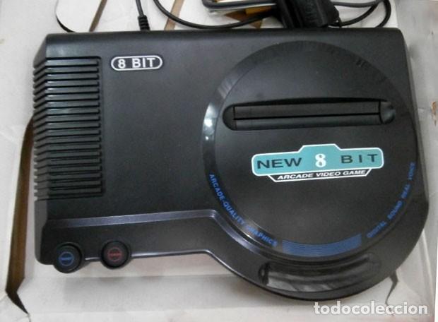 Videojuegos y Consolas: KIT VIDEOJUEGO GAME SYSTEM Y PISTOLA WEAPON DE ARCADE - Foto 3 - 125351615