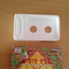 Videojuegos y Consolas: NINTENDO GAME&WATCH MULTISCREEN ZELDA ZL-65 CAJA COMPLETA BOX+FOAM VER R7706. Lote 125895307