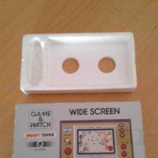 Videojuegos y Consolas: NINTENDO GAME&WATCH WIDESCREEN SNOOPY TENNIS SP-30 CAJA COMPLETA BOX+FOAM VER R7707. Lote 125895371