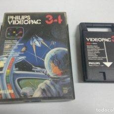 Jeux Vidéo et Consoles: PHILIPS VIDEOPAC 34 SATELLITE ATTACK. Lote 126018223