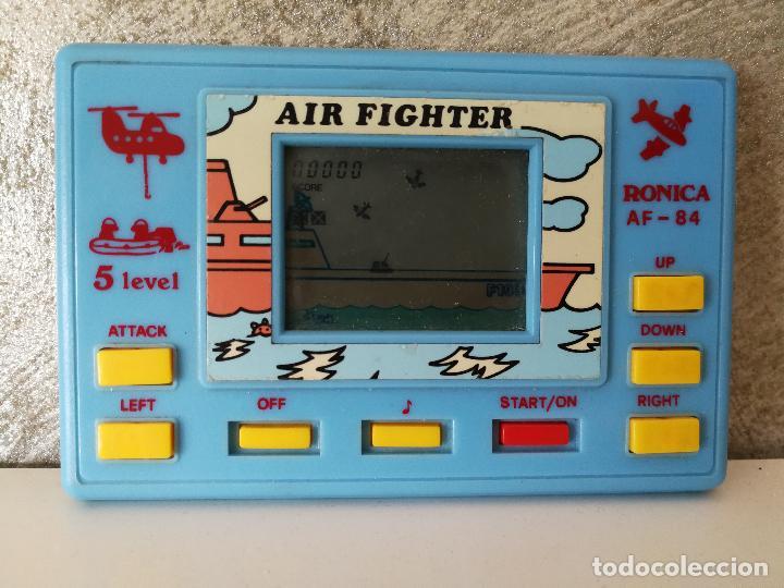 MAQUINITA TIPO GAME WATCH AIR FIGHTER RONICA AF 84 (Juguetes - Videojuegos y Consolas - Otros descatalogados)