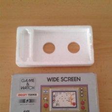 Videojuegos y Consolas: NINTENDO GAME&WATCH WIDESCREEN SNOOPY TENNIS SP-30 CAJA COMPLETA BOX+FOAM R7750. Lote 126892659