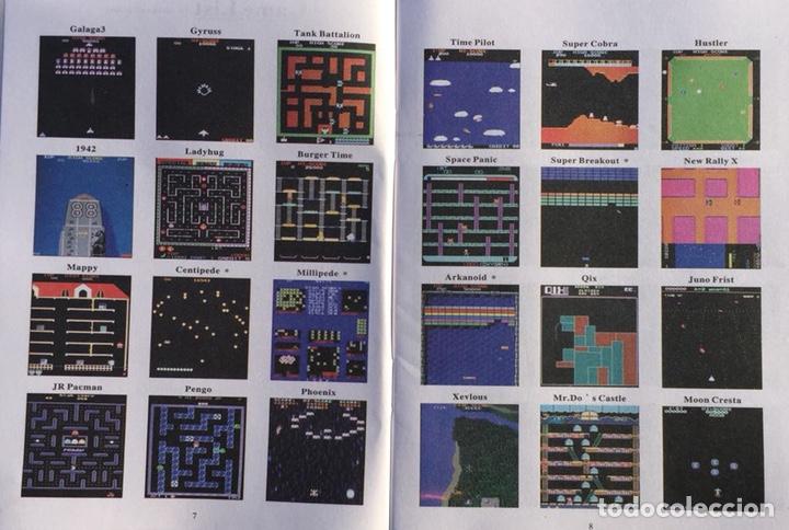Videojuegos y Consolas: Maquina recreativa arcade con 60 videojuegos clásicos - Foto 2 - 127257167