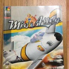 Videojuegos y Consolas: MANUAL DE JUEGO MIG ALLEY PARA PC 1999. Lote 127448275