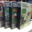 Videojuegos y Consolas: LOTE DE 4 VIDEOJUEGOS PHILIPS VIDEOPAC 1980.. Lote 127672627