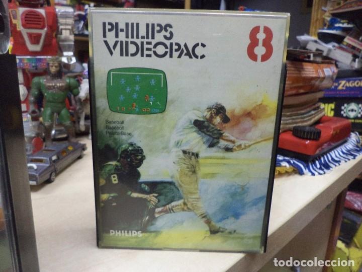 Videojuegos y Consolas: Lote de 4 videojuegos Philips Videopac 1980. - Foto 5 - 127672627