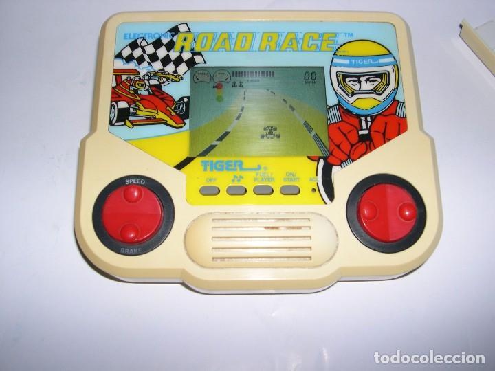 Videojuegos y Consolas: consola road race tiger - Foto 4 - 127736687