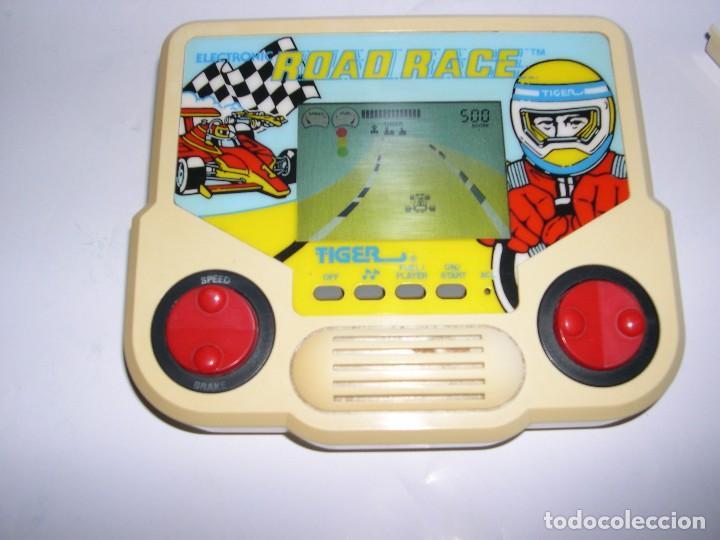 Videojuegos y Consolas: consola road race tiger - Foto 5 - 127736687