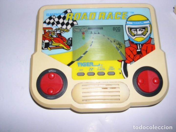 Videojuegos y Consolas: consola road race tiger - Foto 6 - 127736687
