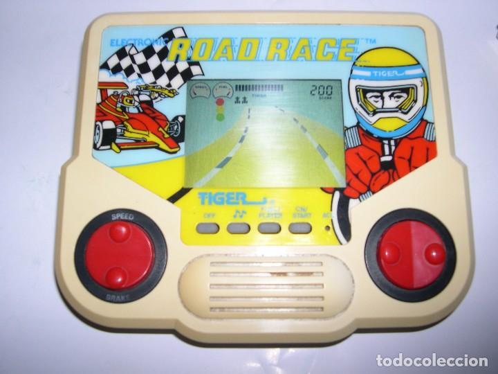 Videojuegos y Consolas: consola road race tiger - Foto 8 - 127736687