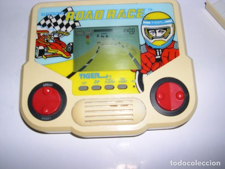 Videojuegos y Consolas: consola road race tiger - Foto 9 - 127736687