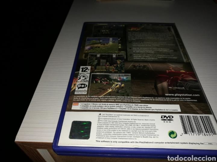 Videojuegos y Consolas: Carcasa vacía de juego de Play Station II. Jak X. Incluye manual de instrucciones - Foto 2 - 127739955
