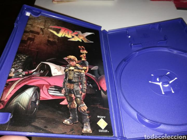 Videojuegos y Consolas: Carcasa vacía de juego de Play Station II. Jak X. Incluye manual de instrucciones - Foto 3 - 127739955