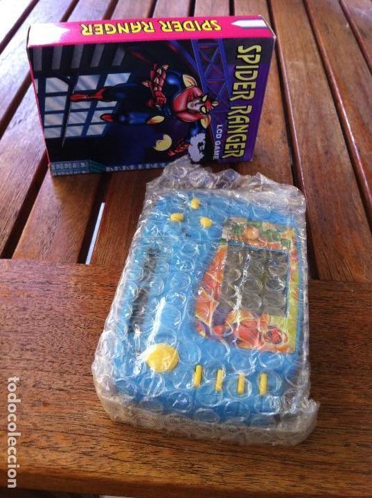 Videojuegos y Consolas: Consola Spider Ranger LCD Game. Caja original. Como nueva. - Foto 2 - 128116367