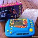 Videojuegos y Consolas: CONSOLA SPIDER RANGER LCD GAME. CAJA ORIGINAL. COMO NUEVA.. Lote 128116367