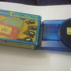 Videojuegos y Consolas: TELECASETE. CORRECAMINOS. VER FOTO. Lote 128397095