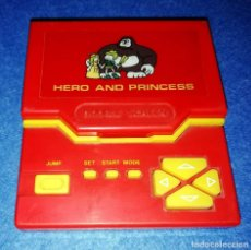 Videojuegos y Consolas - MAQUINITA LCD TIPO GAME & WATCH - HERO AND PRINCESS (DOBLE PANTALLA) - 128942907