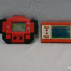 Videojuegos y Consolas: LOTE DE 2 CONSOLAS LCD TIPO GAME&WATCH . Lote 129098979