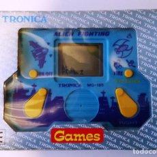 Videojuegos y Consolas: GAME & WATCH JUEGO ELECTRONICO TRONICA ALIEN FIGHTING MG-185 NUEVO SIN USAR. Lote 129325663