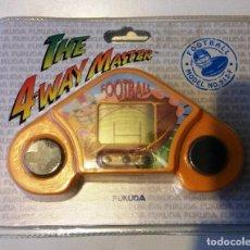 Videojuegos y Consolas: GAME & WATCH JUEGO ELECTRONICO FUKUDA FOOTBALL MODEL NO.913-F NUEVO SIN USAR. Lote 129325871