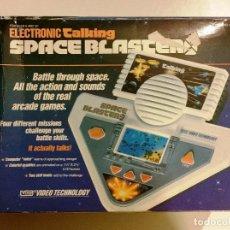 Videojuegos y Consolas: GAME & WATCH TALKING SPACE BLASTERS. VTECH. 1988. NUEVO SIN ESTRENAR. Lote 129328535