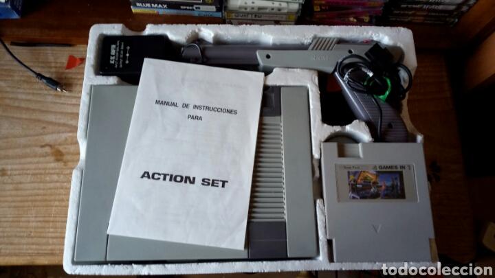 Videojuegos y Consolas: Videoconsola clonica nes leer antes de comprar - Foto 3 - 129409367