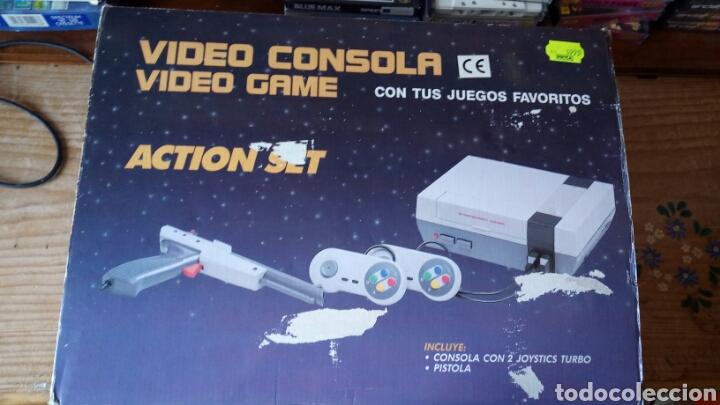 VIDEOCONSOLA CLONICA NES LEER ANTES DE COMPRAR (Juguetes - Videojuegos y Consolas - Otros descatalogados)