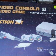Videojuegos y Consolas: VIDEOCONSOLA CLONICA NES LEER ANTES DE COMPRAR. Lote 129409367