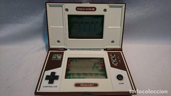 Videojuegos y Consolas: NINTENDO DONKEY KONG II, GAME&WATCH, MULTI SCREEN - Foto 2 - 129697991