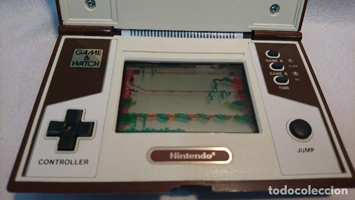 Videojuegos y Consolas: NINTENDO DONKEY KONG II, GAME&WATCH, MULTI SCREEN - Foto 4 - 129697991