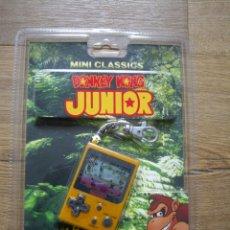 Videojuegos y Consolas: DONKEY KONG JUNIOR - MINI CLASSICS - GAME & WATCH - NUEVO. Lote 130049319