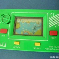 Videojuegos y Consolas - MAQUINITA Q&Q CARD GAME CLOCK MR.SURFING + INSTRUCCIONES ORIGINALES. FUNCIONA. RARA - 130579510