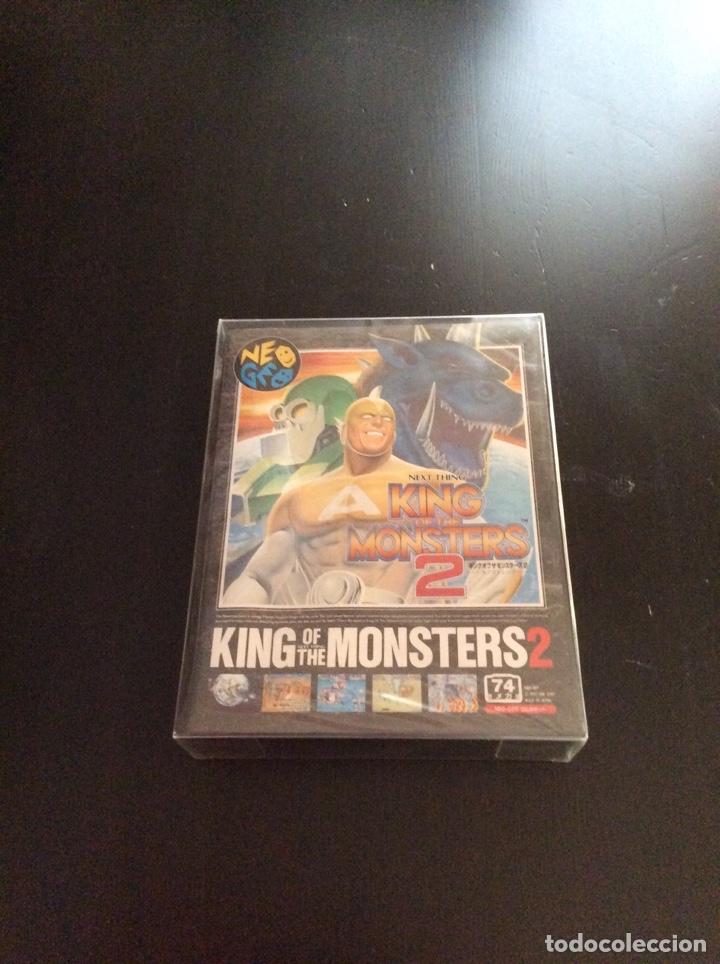 VIDEOJUEGO PARA NEO GEO AES: KING OF THE MONSTERS 2 (Juguetes - Videojuegos y Consolas - Otros descatalogados)