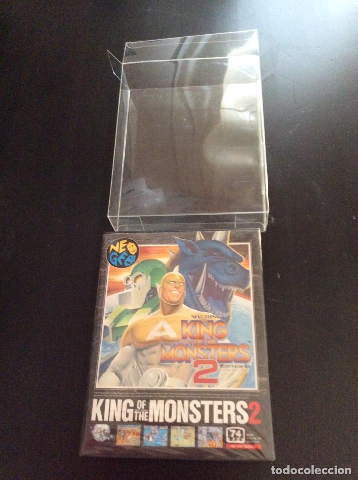Videojuegos y Consolas: Videojuego para NEO GEO AES: King of the Monsters 2 - Foto 2 - 130798716