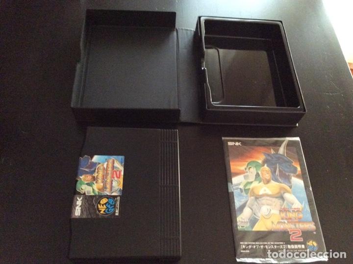 Videojuegos y Consolas: Videojuego para NEO GEO AES: King of the Monsters 2 - Foto 4 - 130798716