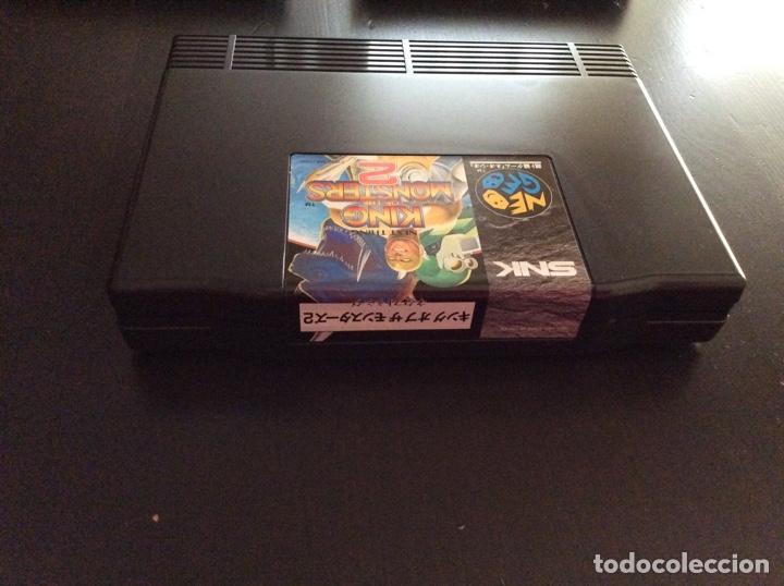 Videojuegos y Consolas: Videojuego para NEO GEO AES: King of the Monsters 2 - Foto 6 - 130798716
