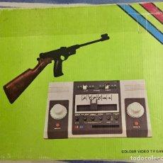 Videojuegos y Consolas: COLOUR VIDEO TV GAME. SOUNDIC TV SPORTS. AÑOS 70.. Lote 130882900