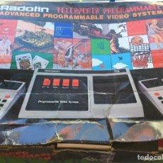Videospiele und Konsolen - Consola Radofin 1292 Advanced Programmable Video System - 130928024