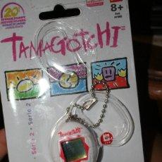 Videojuegos y Consolas: MINI TAMAGOTCHI TAMAGOCHI BANDAI EN CAJA 20 ANIVERSARIO. Lote 130968196