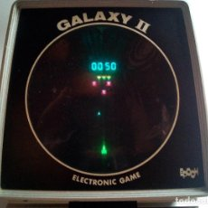 Videojuegos y Consolas: GALAXY II EPOCH ELECTRONIC GAME-1981-MADE IN JAPAN-FUNCIONANDO. Lote 133234873
