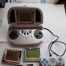 Videojuegos y Consolas: 08-00120-CONSOLA LCD COPYER YD-698C. Lote 131367302