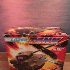 Videojuegos y Consolas: LAZER TANK BANDAY 1987. Lote 131661610