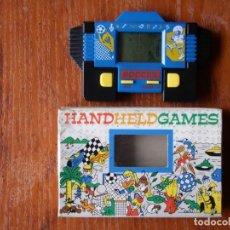 Videojuegos y Consolas: CONSOLA MAQUINITA LCD GAME HAND HELD GAMES SOCCER. Lote 131894750