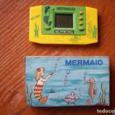 Videojuegos y Consolas: MAQUINITA CONSOLA LCD GAME MERMAID SG-862 SG862. Lote 131894922