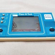 Videojuegos y Consolas: MAQUINITA PLANE & TANK , RADIO SHAEK. Lote 132075397