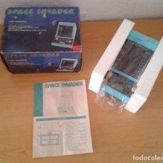 Videojuegos y Consolas: GAKKEN GAME&WATCH TABLETOP LSI SPACE INVADER COMPLETE IN BOX CIB AMAZING READ!! R7860. Lote 132468738