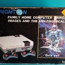 Videojuegos y Consolas: VIDEO CONSOLA BRIGMTOM CON UN MANDO Y 190 JUEGOS TIPO NES. Lote 132798978