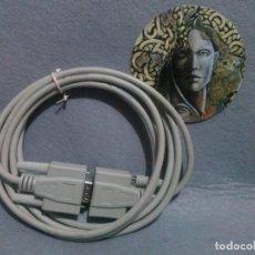 Videojuegos y Consolas: CABLE RGB SCART PARA RETRO-ORDENADOR A MONITOR (MACHO Y HEMBRA) .... NUEVO. Lote 132856002